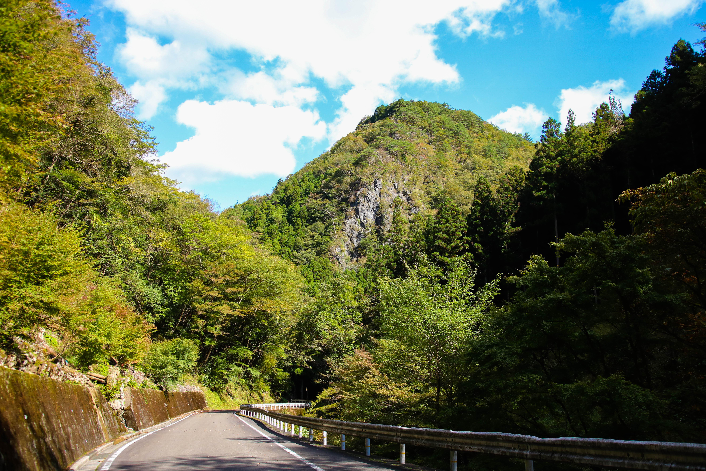 【高知の絶景・滝巡り】長沢の滝