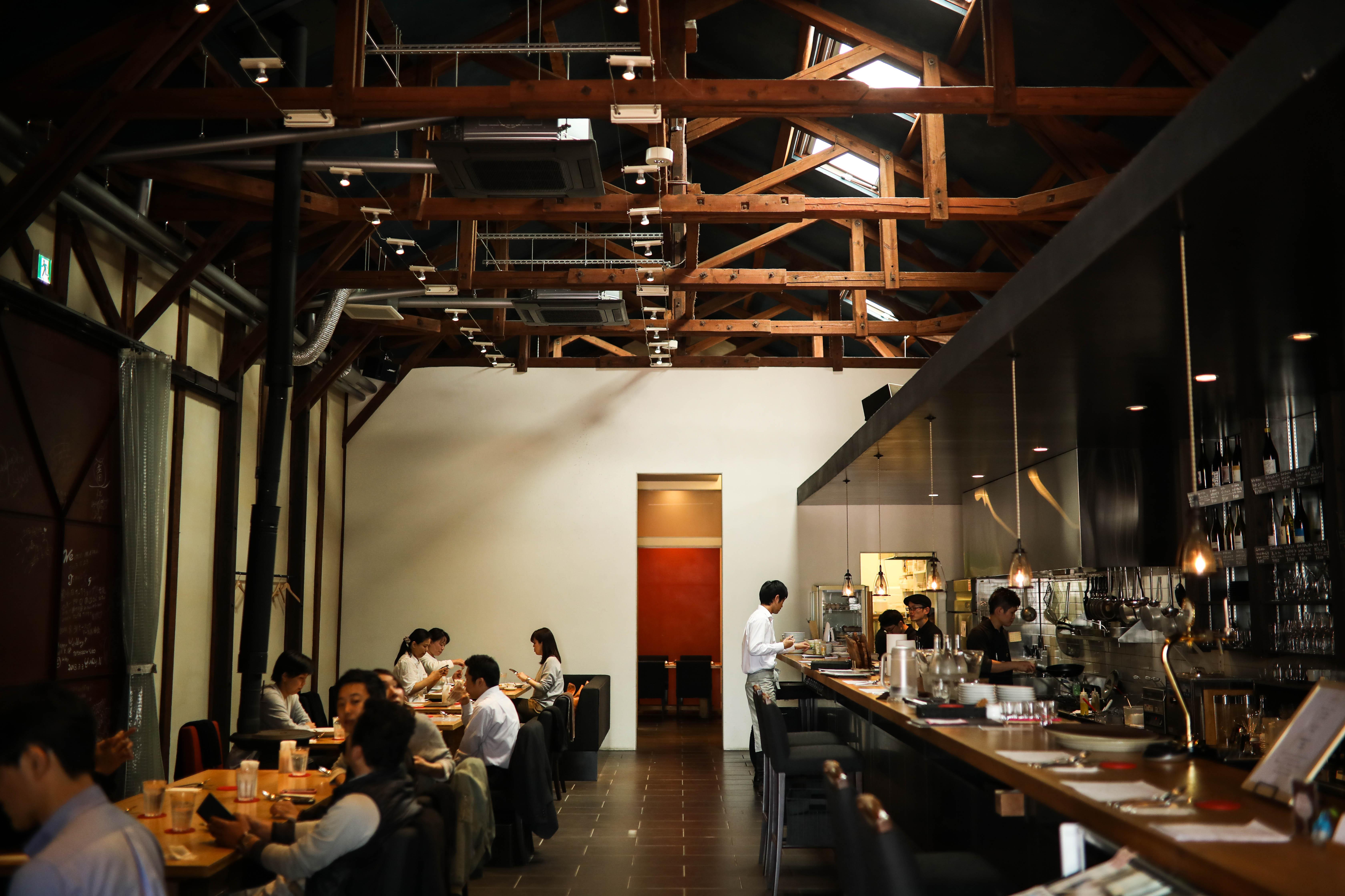 土佐バル|藁工ミュージアム(蛸蔵 )に隣接したレストラン