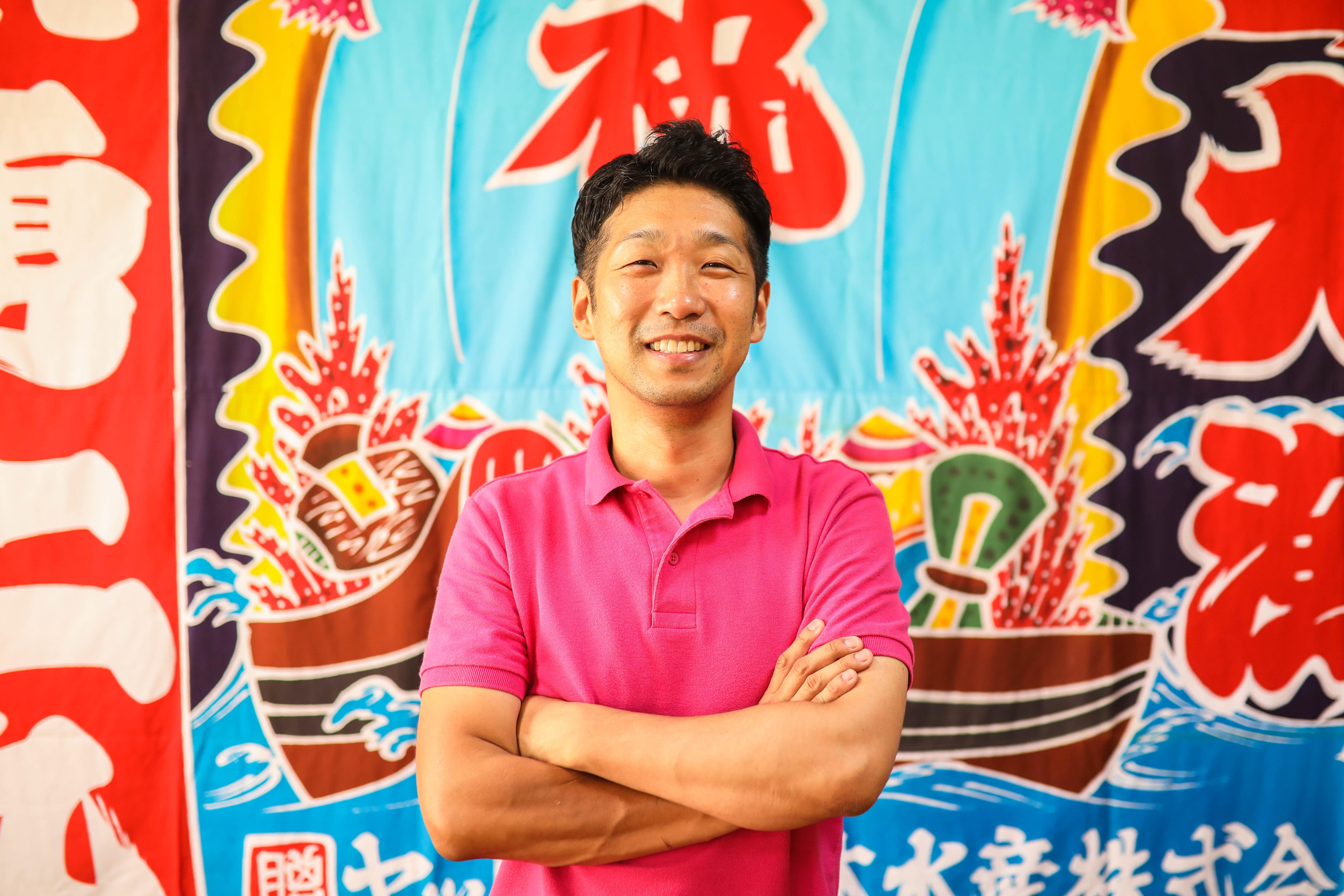 かっこいい魚屋であり続ける。上町池澤本店 / 池澤秀郎