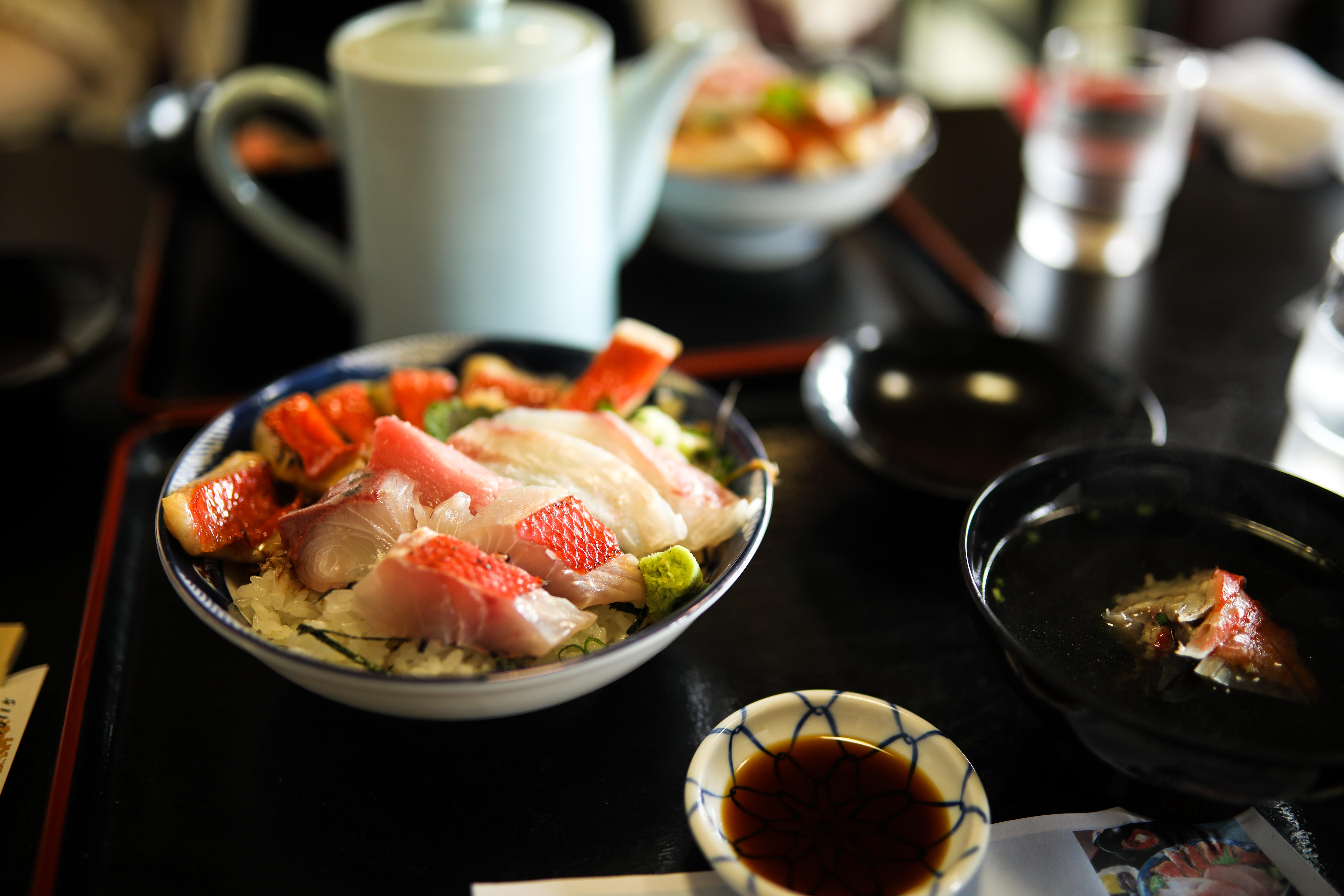 料亭花月(かげつ)|室戸市・キンメ丼の名店