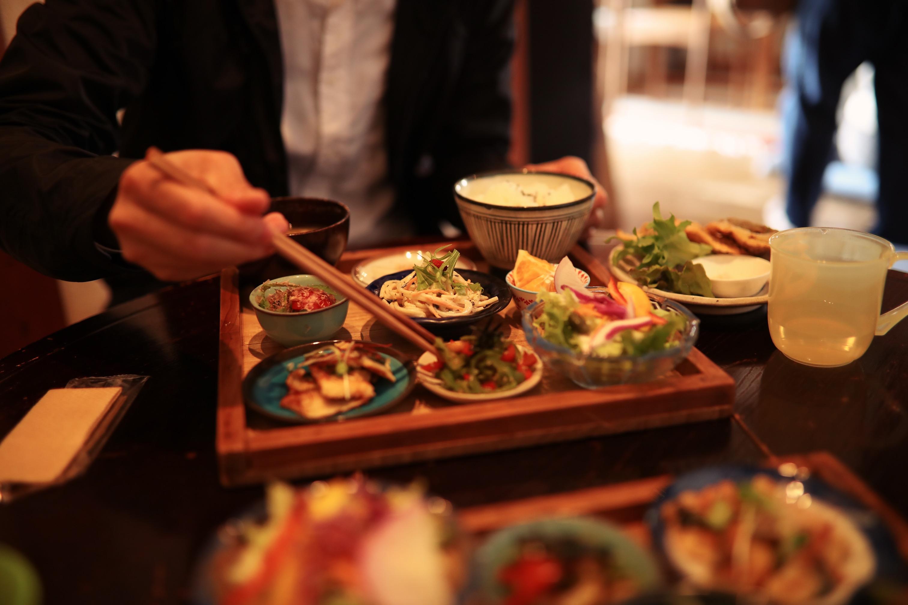ビスタリ食堂|高知・南国市の古民家カフェ