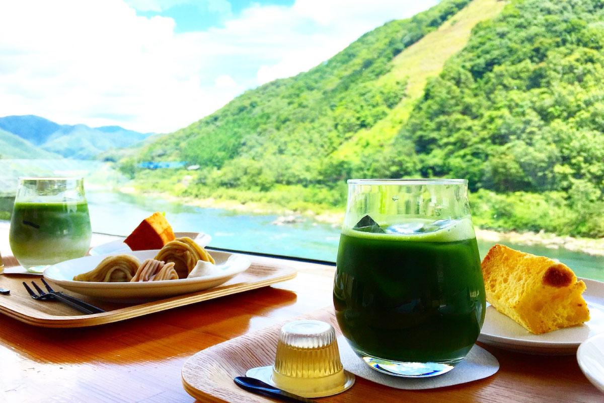 おちゃくりカフェ(ocha kuri cafe)|四万十町