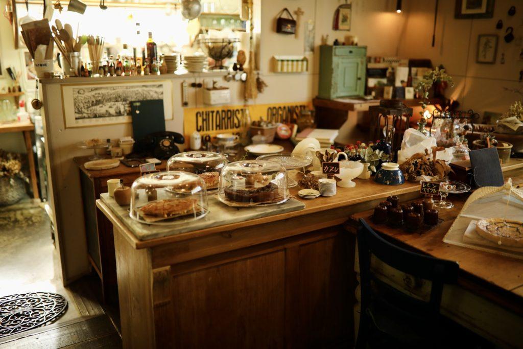 kappa38(カッパ) 暖かく素朴な雰囲気のカフェ