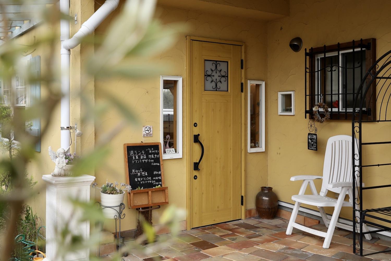 Cafe TOMO(カフェ トモ)|ブランチハウス友(とも)の併設カフェ