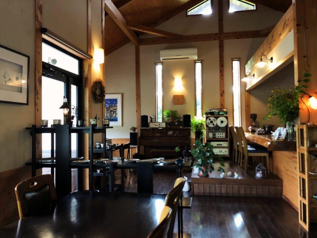 空詩土(そらしど) 口コミで広がる四万十町の穴場カフェでランチを堪能。