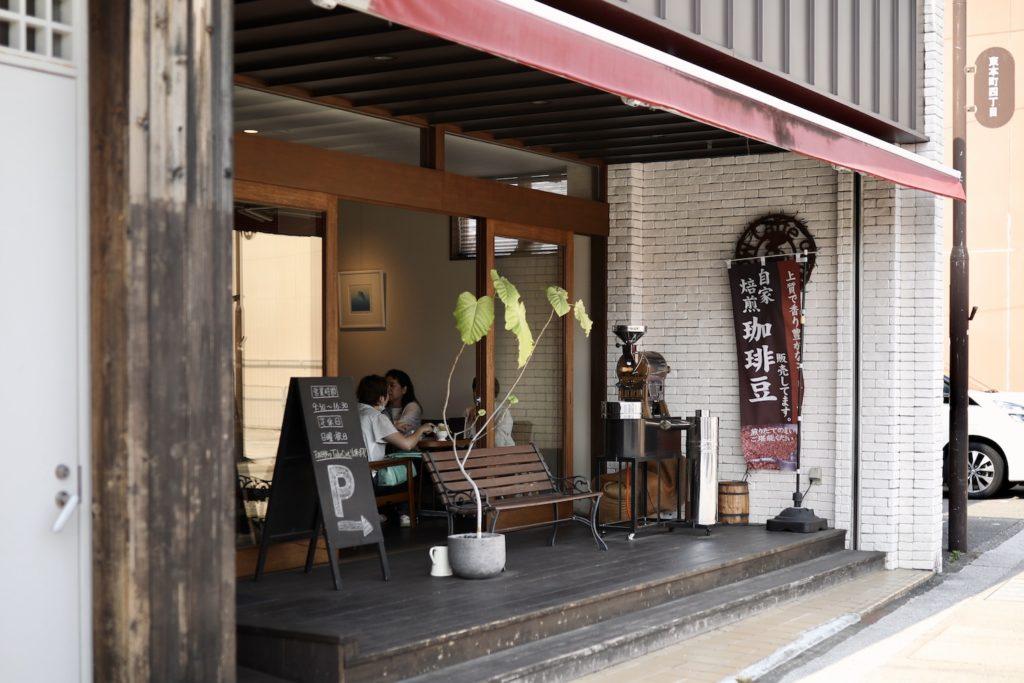 モグカミーノ|心地良い空間で楽しめる香美市の自家焙煎カフェ。