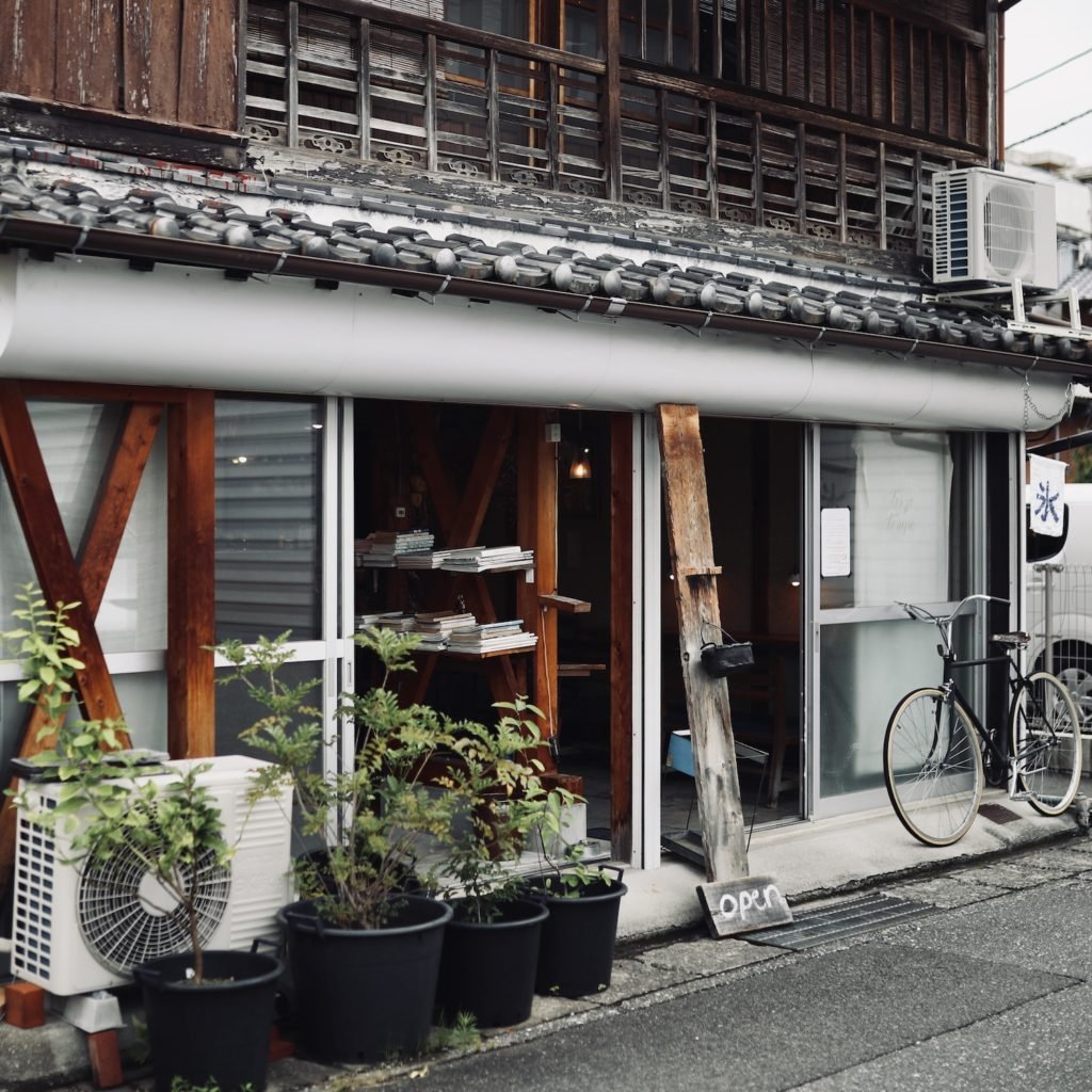 テルツォテンポ(terzo tempo) |「第三の時間」を豊かに過ごせる高知市の古民家カフェ。