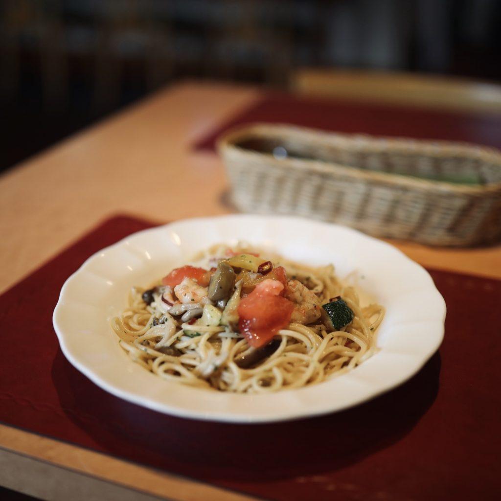 スパゲティハウス マッキー(MACKY) もっちりパスタが記憶に残る高知市のパスタ屋さん。
