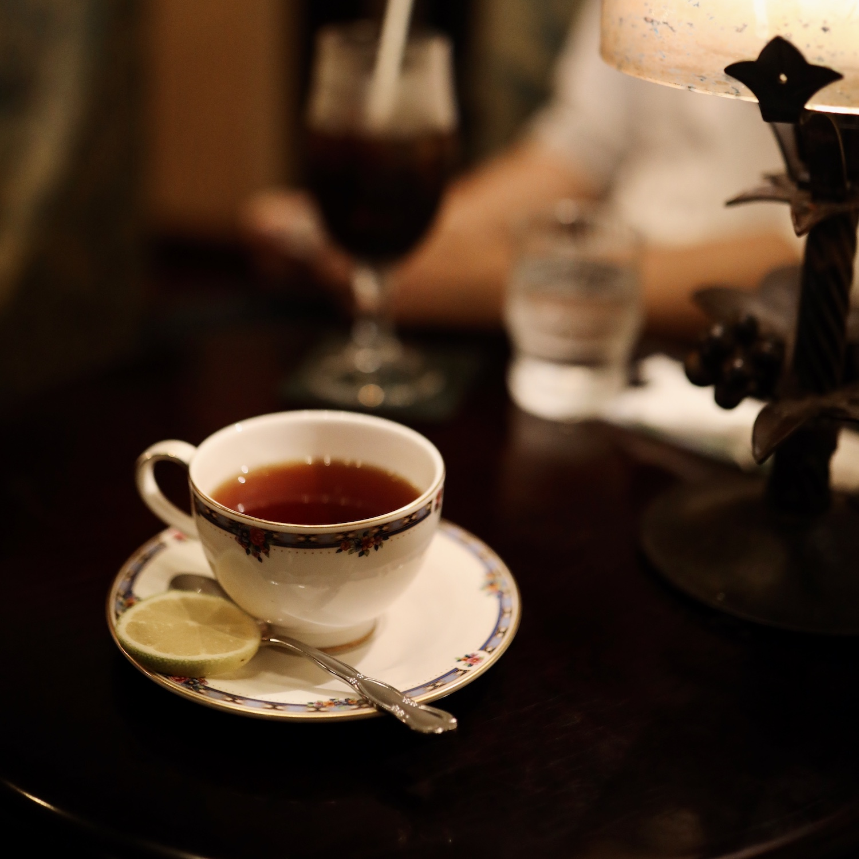 喫茶 カップル