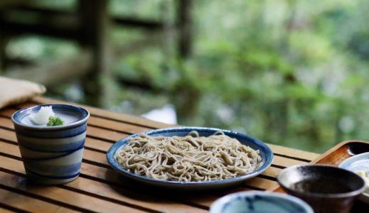 手打ちそば時屋(ときや)|高知(いの町)蕎麦好きを唸らせる隠れ家蕎麦屋