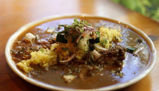 アミーゴカレー|週に2度しか味わえない幻のスパイスカレー!刺激的な美味しさにうっとり。