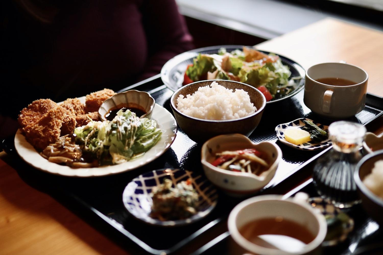 魚菜っぱ(さかなっぱ) ヘルシーで食べ応え十分!ランチ営業はじめた高知市福井町の居酒屋さん。