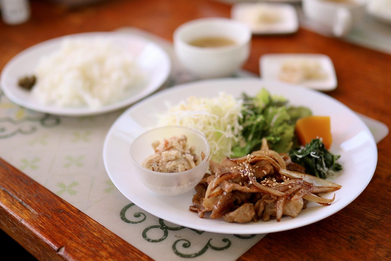 えちごやカフェ(仁淀川町)|仁淀川を眺めながら頂く家庭的な健康ランチ