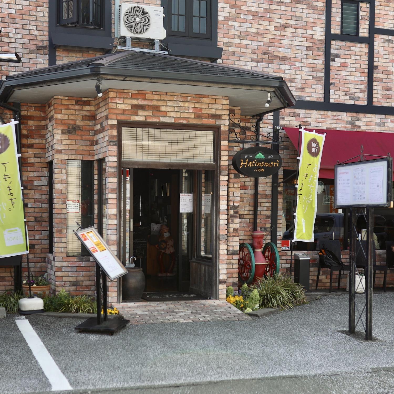 八乃森(高知市)|連日行列のできる人気パスタカフェ