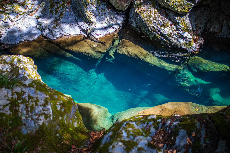 箕淵(Mibuchi) 自然が魅せる絶景!息を飲むような秘境スポット