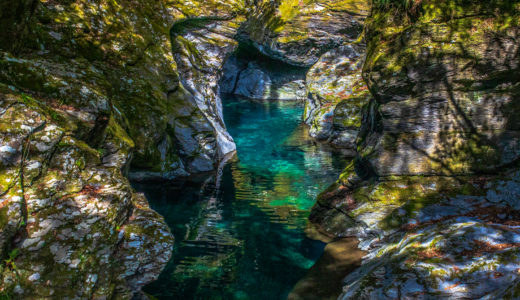 箕淵(Mibuchi)|自然が魅せる絶景!息を飲むような秘境スポット