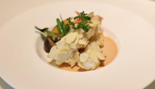 創作フレンチ下元(高知市)|一皿一皿、シェフの創意工夫が凝らされた料理