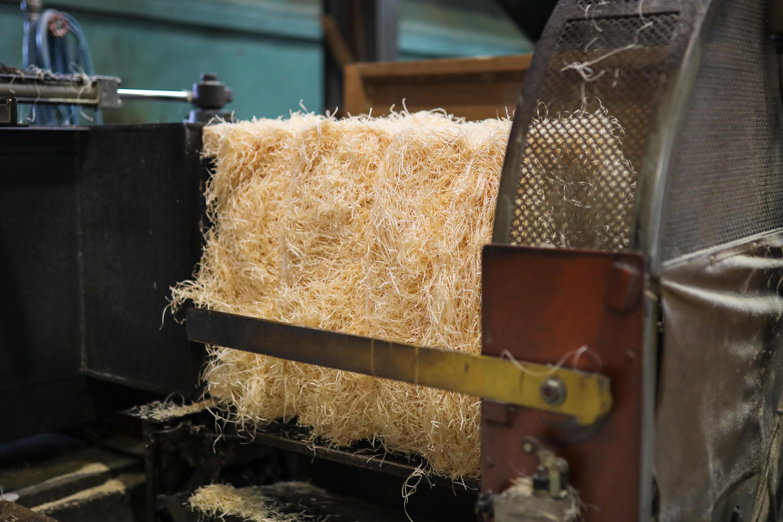 日本最後の木毛(もくめん)屋を引き継いでいくために。戸田商行