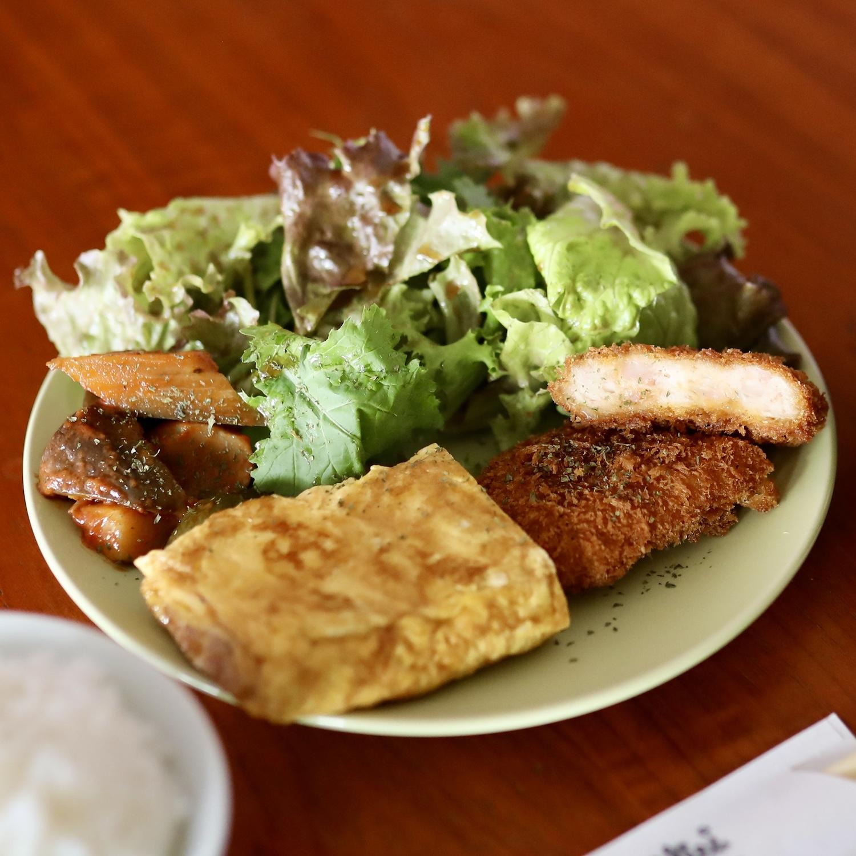 アサンブレ・カンタ(高知市) 升形商店街の北の端にあるレストラン