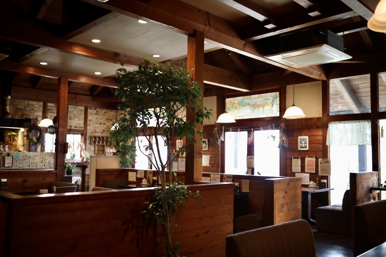 カフェレスト ファームス(高知市) 地元民に愛されている隠れた名店