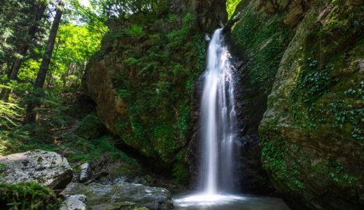 龍王の滝(Ryuonotaki)|神秘の滝!日本の滝百選に選ばれた大豊町の名瀑