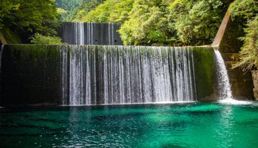 水晶淵(Suishobuchi)|圧巻の透明度!仁淀ブルーを満喫できる観光名所