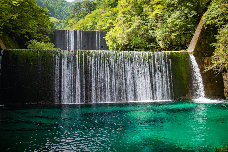 水晶淵(Suishobuchi)|圧巻の透明度!仁淀ブルーを最大級に楽しめる名所