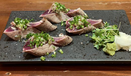 雅(みやび) 新鮮な魚と野菜が絶品!高知市北本町の居酒屋